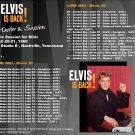 Elvis Presley CD - Elvis is Back vol. 1