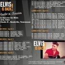 Elvis Presley CD - Elvis is Back vol. 3