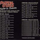 Elvis Presley CD - Essential Stereo - Master & Session Vol. 2
