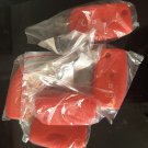 Ford Fiesta focus silicone flip key cover red