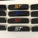 fiesta st cubby holes with coloured ST logo of your choice heated seat version panel only