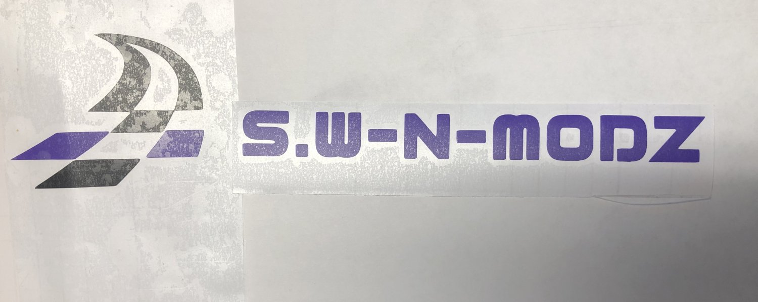 S.w-n-modz decals