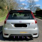 Ford fiest st150 mk6 diffuser fins set of 4 many colours