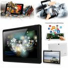 7'' inch Quad Core HD Tablet for Kids/adult Android 4.4 KitKat Dual Camera WiFi