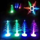 Color Changing Christmas Xmas Tree LED Light Lamp Home Party Decoration Mini