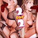 2 FOR 2........ XXX DVD
