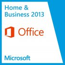 Microsoft Office Home and Business 2013 Retail PC Download - Genuine