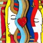"""ACEO Art Card """" Transference """""""