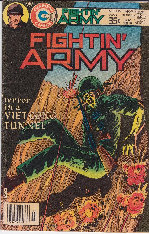 Fightin' Army #135