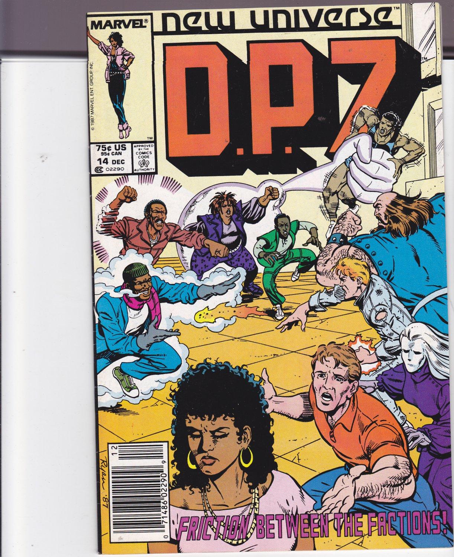 D.P. 7 #14