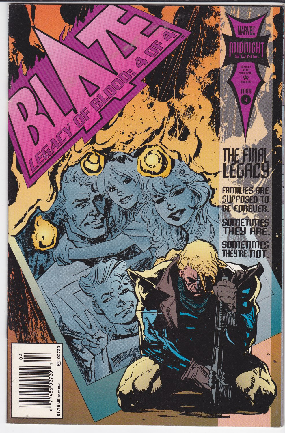 Blaze Legacy of Blood #4