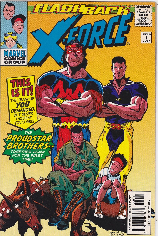 X-Force Minus 1