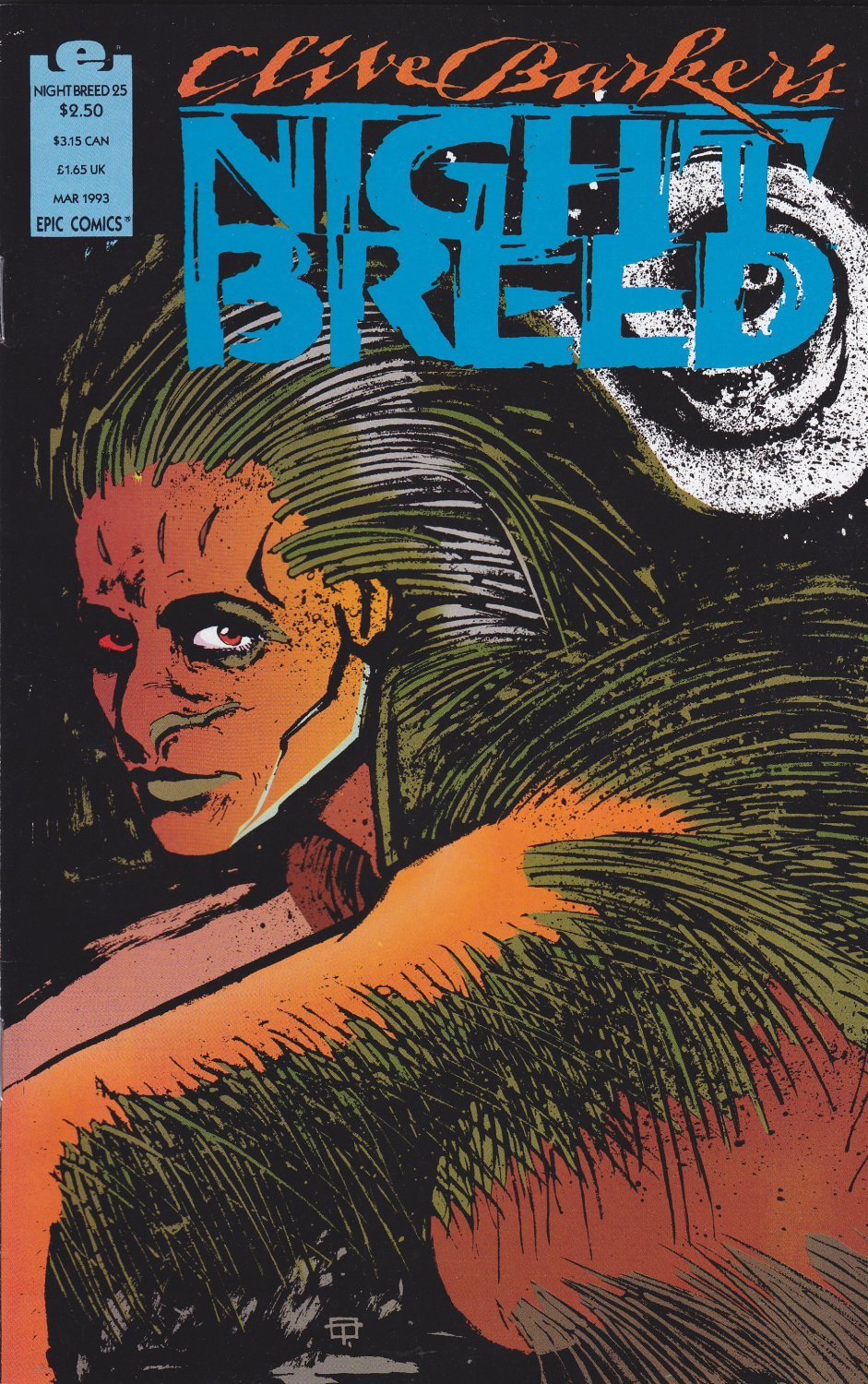 Clive Barker's Night Breed #25
