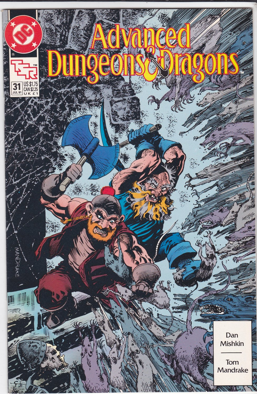 Advanced Dungeons & Dragons #31