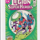 Legion of Super-Heroes #303