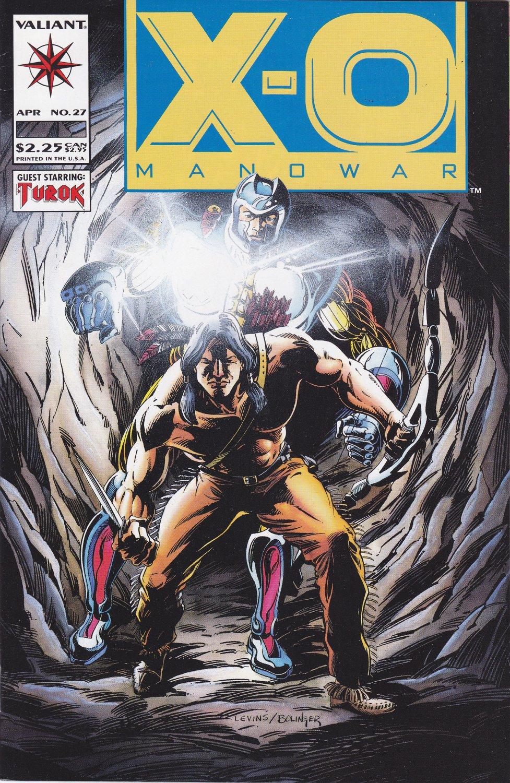 X-O Manowar #27
