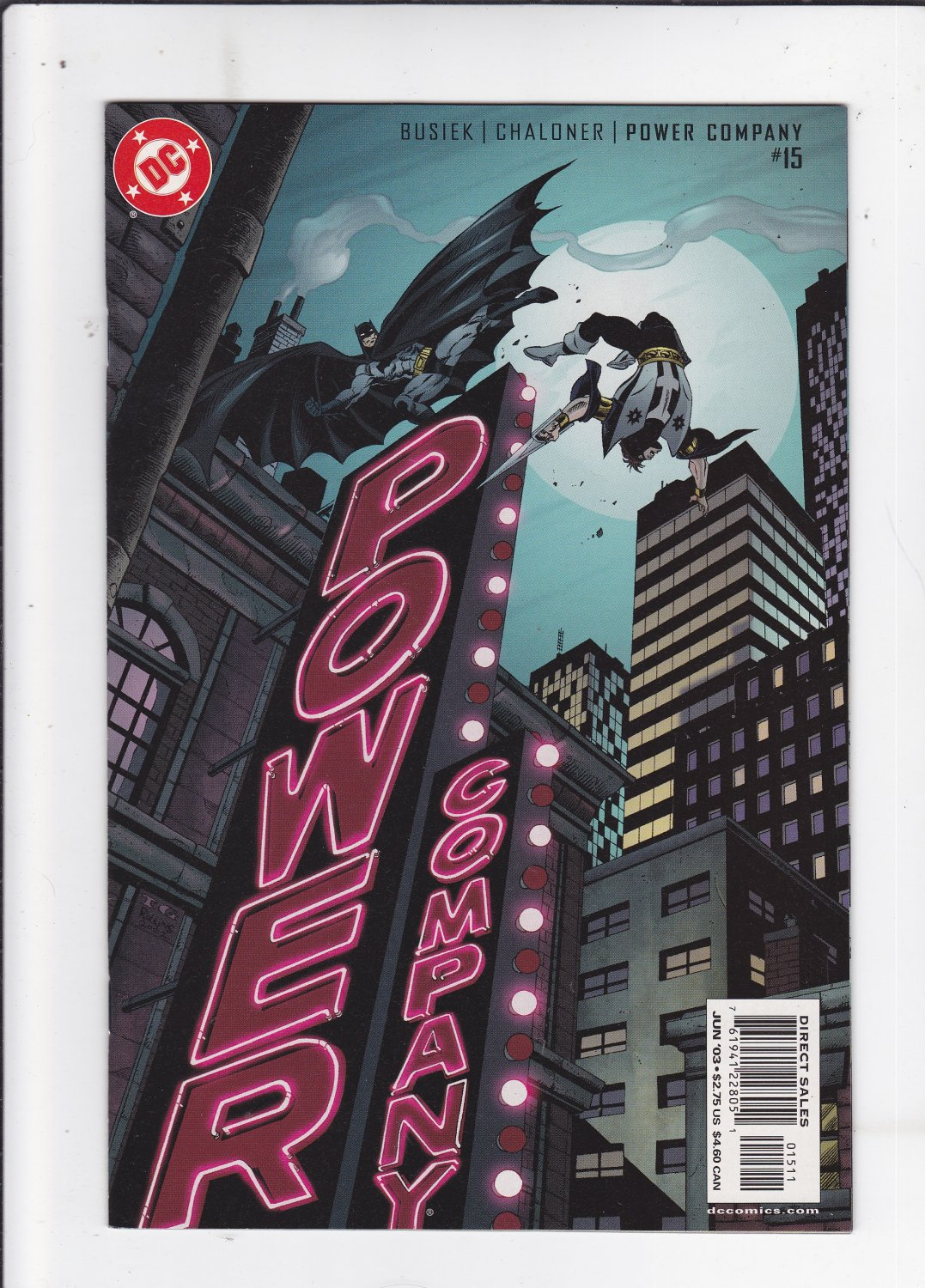 Power Company #15
