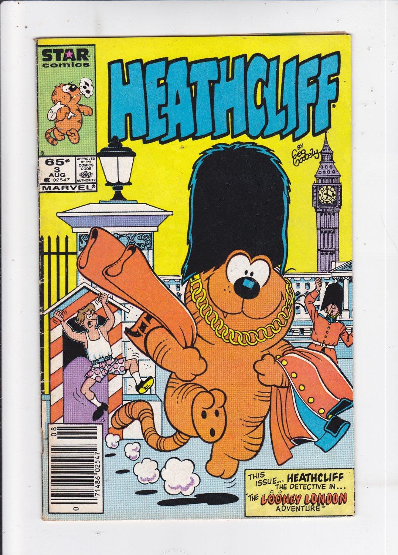 Heathcliff #3