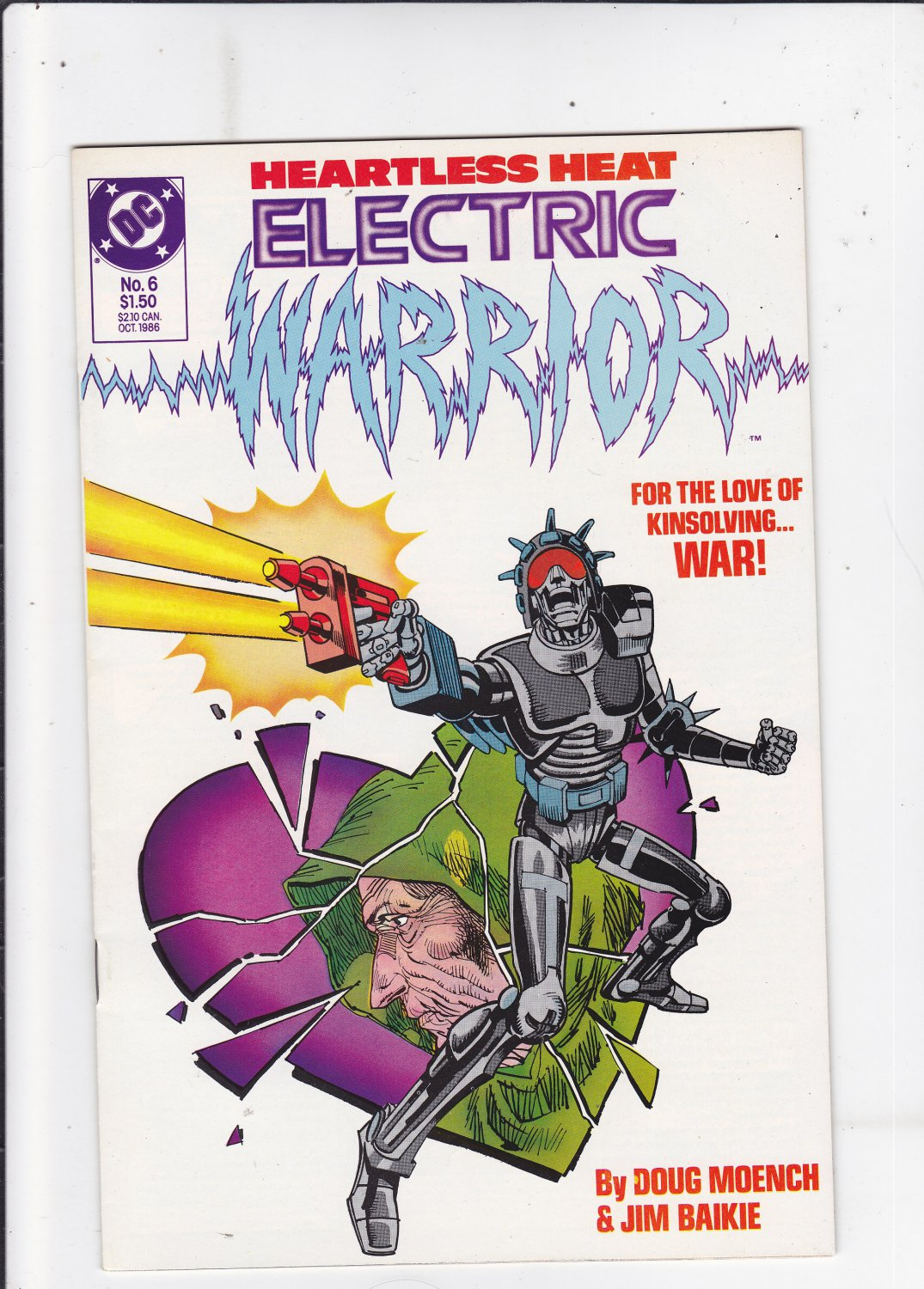 Electric Warrior #6