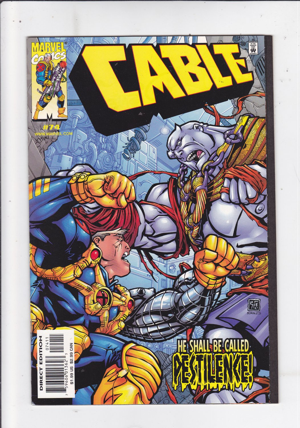 Cable #74