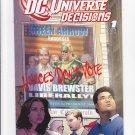 DC Universe: Decisions #1
