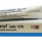 Solcoseryl Jelly 10% For Weeping Wounds and Burns 20g