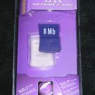 Nintendo Gamecube Max Memory Card 8Mb By Intec #G5120