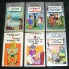 6 Doonesbury Books By G.B. Trudeau