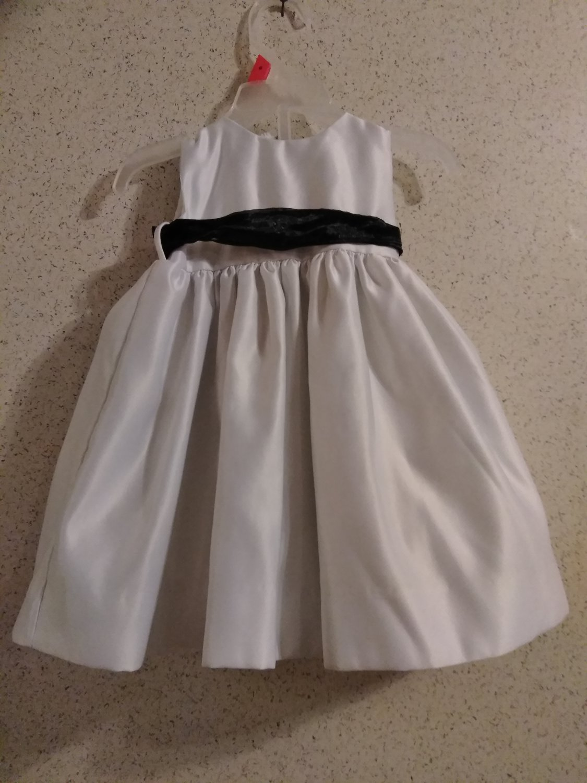 Allie Wade Baby Dress