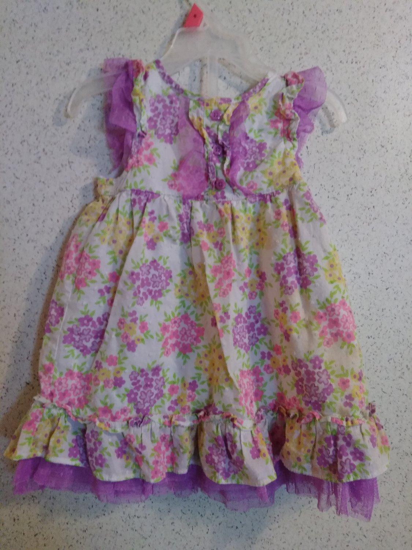 Sugar Cookies Baby Dress