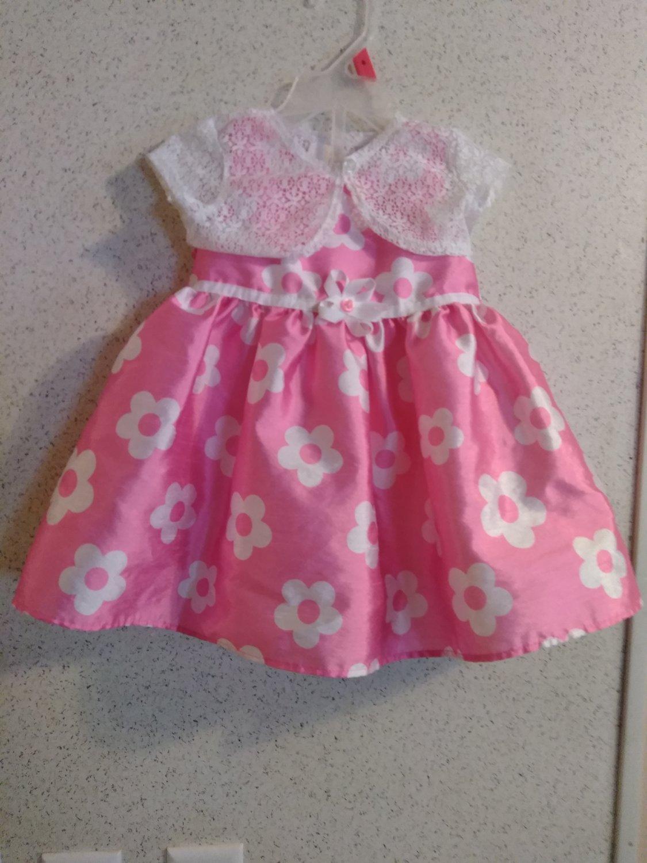 George Baby Dress