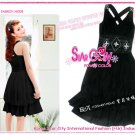ECA7T-21116  Dress ( Black)