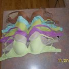 Lot of 6 used Victoria's Secret Bras!