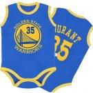 Kevin Durant Bodysuit Baby Shirt Newborn Baby Shower Gift Blue