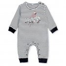 Los Angeles Dodgers Toddler Onesie Baby Bodysuit Shirt Long Sleeve Clothes White Stripe