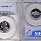 1974-S Jefferson Nickel Certified PCGS PR69DCAM * FREE SHIPPING *