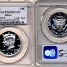 1999 S Kennedy Silver Half Dollar PCGS PR69DCAM * FREE SHIPPING *