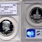 1976 S Bicentennial Kennedy Silver Half Dollar PCGS PR69DCAM * FREE SHIPPING *
