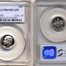 1980-S Proof Roosevelt Dime PCGS PR69DCAM * FREE SHIPPING *