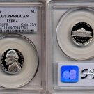 1979-S Type 2 Jefferson Nickel Certified PCGS PR69DCAM * FREE SHIPPING *