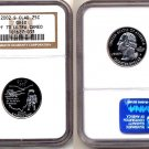 2002 S OHIO Clad State 25ct * NGC PF 70 UCAM * 70 FREE SHIPPING