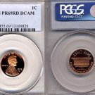 1978-S Lincoln Cent PCGS PR69RD DCAM