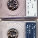 1938-D Buffalo Nickel PCGS  MS64