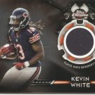 KEVIN WHITE - ROOKIE CARD