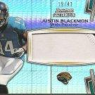JUSTIN BLACKMON - ROOKIE CARD