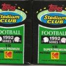 TOPPS FOOTBALL PACKS