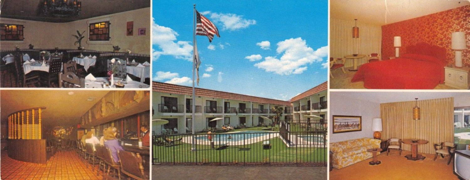 Rooms: OCEANSIDE CALIFORNIA~ROYAL INN~MID CENTURY MOD~MULTI IMAGE