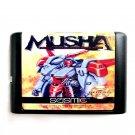 Musha 16-Bit Fits Sega Genesis Mega Drive Game Repro