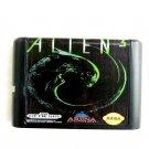 Alien 3 16-Bit Fits Sega Genesis Mega Drive Game Repro
