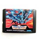 Truxion 16-Bit Fits Sega Genesis Mega Drive Game Repro